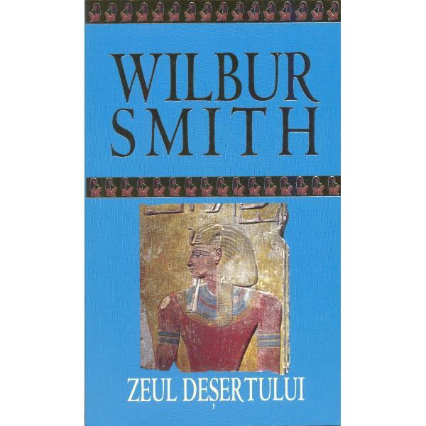 Wilbur Smith cel pe care Stephen King il numea cel mai bun scriitor de romane istorice din toate timpurile se intoarce la Egiptul antic in aceasta carte care ne prezinta o lume demult disparuta plina de magie dragoste si intrigi Sclipitorul Taita sfetnicul faraonului se trezeste intr-un vartej de pasiuni intrigi si pericole Incercarea sa de a distruge armata hicsosilor si de a incheia o alianta cu Creta il obliga sa porneasca intr-o calatorie epica de-a lungul Nilului pe mare prin
