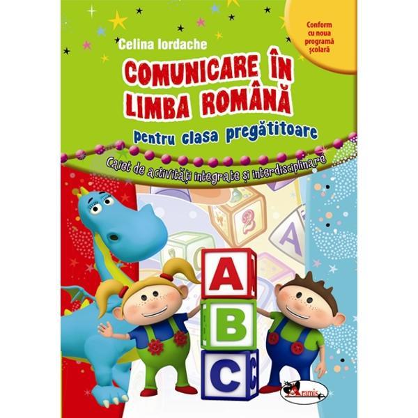 Comunicare in limba romana clasa pregatitoare Iordache