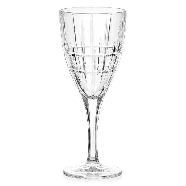 Set 6 pahare pentru Vin model DoverFabricate din cel mai fin Cristal de Bohemia Volum pahar cca 250mlContinut plumb minim 24 PbO