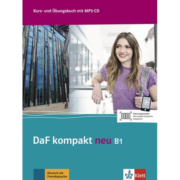 Das AnfängerlehrwerkDaF kompakt neuführt Lernende die schnell mit Deutsch durchstarten wollen von A1 bis B1 Es ist besonders geeignet für Studierende und Berufseinsteiger in Intensivkursen z B an Goethe-Instituten und UniversitätenDaF kompakt neu A2Studierende und Berufseinsteiger im FokusGründliche inhaltliche ÜberarbeitungRelevante Themen aus den