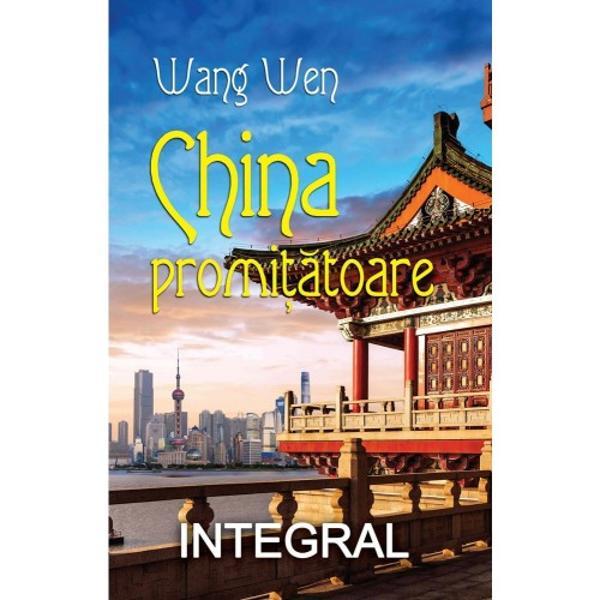 """Colec&539;iaCHINA INTEGRAL vol XIIIAceast&259; lucrare intitulat&259; """"China promi&539;&259;toare discursuri globale ale unui savant de think tank"""" este doar o încercare personal&259; a autorului de a-&537;i exercita calitatea de """"cet&259;&539;ean global"""" În ultimii ani autorul &537;i colegii din Institut au sus&539;inut conferin&539;e în aproape 50 de &539;&259;ri fie c&259; a fost vorba"""