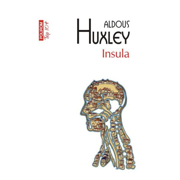 Ultimul roman al lui Aldous HuxleyInsulaeste po-vestea societ&259;&355;ii palaneze ideale Creat&259; de mai bine de 100 de ani prin dorin&355;a celor doi fondatori ai s&259;i de a reuni tot ce e mai bun în lumile cunoscute Pala modern&259; este cl&259;dit&259; pe &351;tiin&355;&259; &351;i tehnologie f&259;cute pentru om pe o filosofie de via&355;&259;