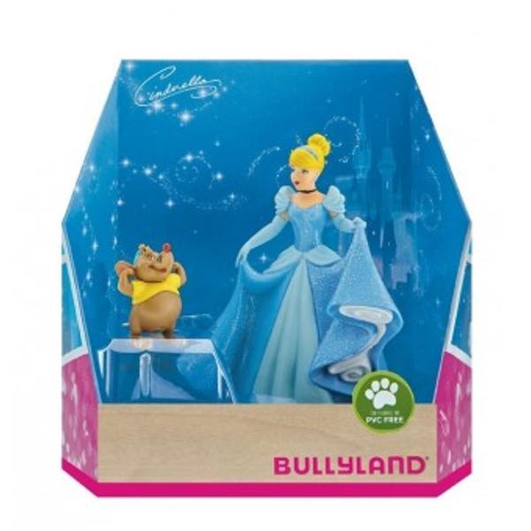 Set de joaca figurine Disney Cenusareasa&160;Descriere&160;Personaje din filmul Disney&160;- CenusareasaSetul contine 2 figurine Cenusareasa si