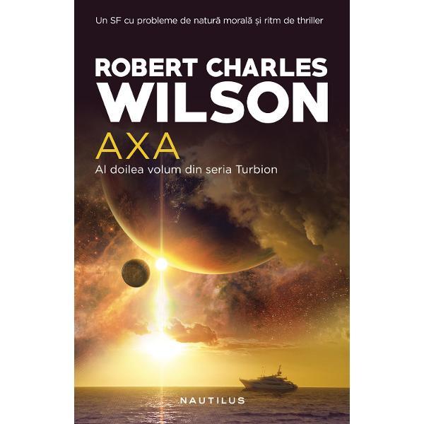 Un SF cu probleme de natura morala si ritm de thrillerContinuare a romanului Turbion – in care omenirea asista la stingerea stelelor – em stylemargin 0px;