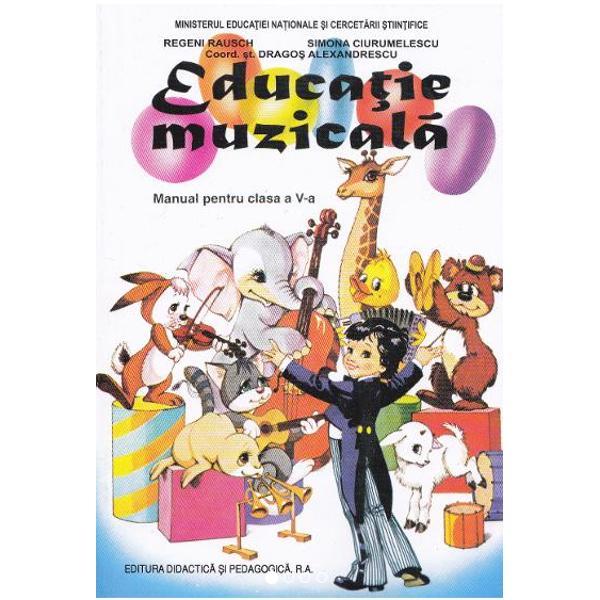 Educatie muzicala clasa a V a