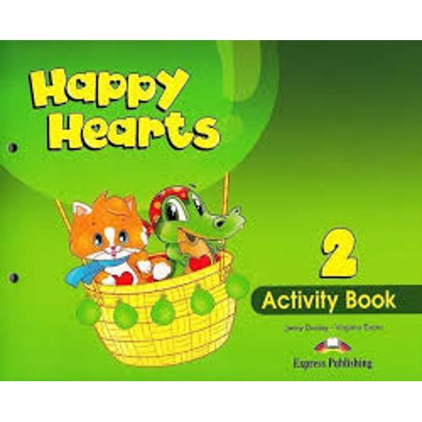Happy Hearts 2 Audio CD