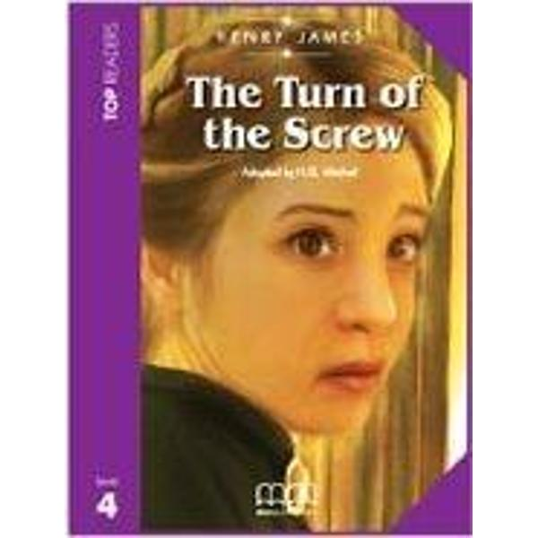 The Turn of the Screw Student Book  CD