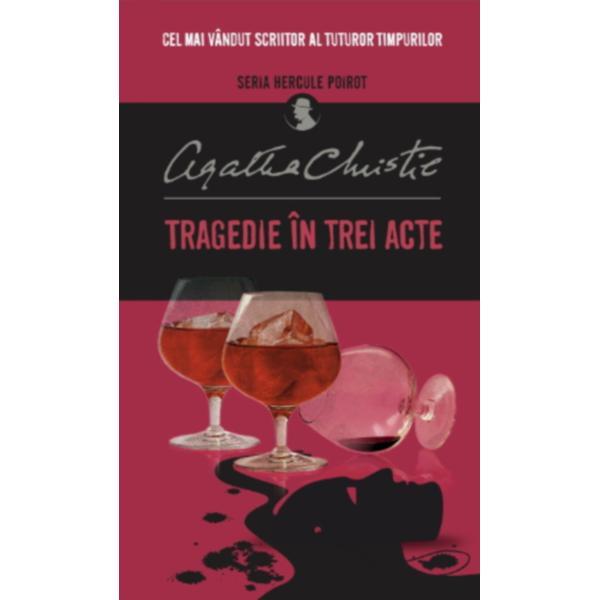 B&259;trânul &537;i inofensivul paroh Babbington moare subit la petrecerea organizat&259; de un celebru actor dup&259; ce bea un cocktail care nu con&539;ine nici o urm&259; de otrav&259; Nici m&259;car Hercule Poirot aflat printre invita&539;i nu are vreo suspiciune legat&259; de acest deces Dar când un prieten al aceluia&537;i actor moare în circumstan&539;e asem&259;n&259;toare nu mai este nici o îndoial&259; c&259; e vorba de ni&537;te