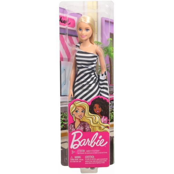 Cucereste orasul cu noile papusi Barbie Stralucitoare Gama include mai multe modele de papusi Barbie® diferite pregatite sa picteze orasul in culoarea favorita In acest pachet este inclusa o papusa intr-o tinuta eleganta alb-negruVarsta recomandata 3 - 12 ani