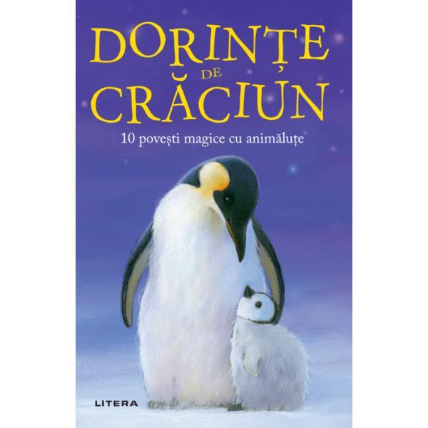O colec&539;ie de povestiri în care v&259; ve&539;i întâlni cu ni&537;te pui de pinguin care îl ajut&259; pe Mo&537; Cr&259;ciun s&259; preg&259;teasc&259; darurile pentru copii cu o balen&259; care formeaz&259; un duet cu o foc&259; cu un câine husky r&259;t&259;cit la Polul Nord care se las&259; c&259;l&259;uzit de stele cu un elefant care îndepline&537;te dorin&539;e &537;i cu multe alte anim&259;lu&539;e care au parte de