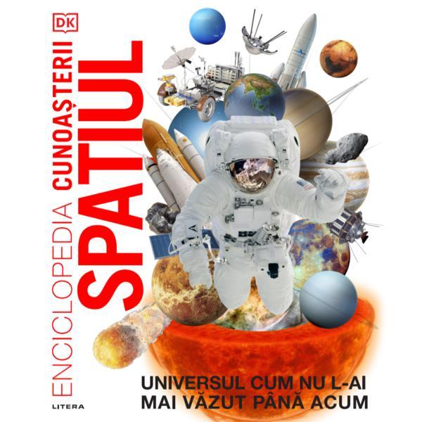 IMAGINI ULUITOARE GENERATE PE CALCULATOR DEZV&258;LUIE MINUNILE UNIVERSULUI DE LA BIG BANG &536;I G&258;URI NEGRE LA C&258;L&258;TORII ÎN SPA&538;IUC&258;L&258;TORE&536;TE în nucleul exploziv al unei supergigante ro&537;iiDESCOPER&258; planetele incredibile &537;i sateli&539;ii din sistemul nostru solarPRIVE&536;TE în interiorul unei nave sau al unei sta&539;ii spa&539;iale &537;i afl&259; cum func&539;ioneaz&259; un costum