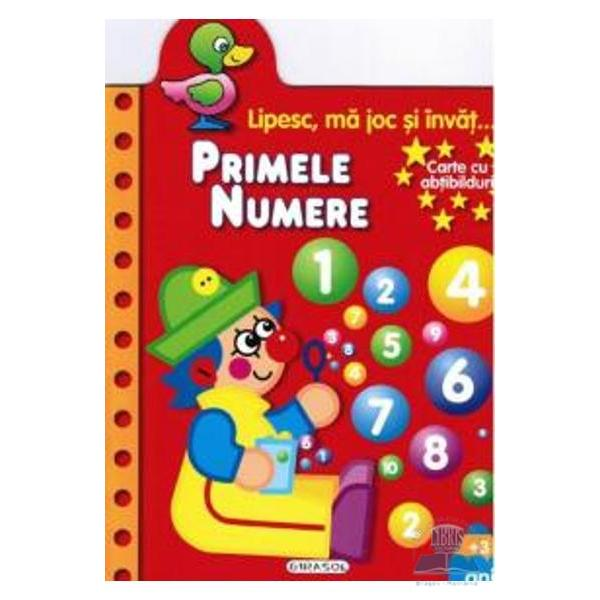 Lipesc ma joc si invat primele numere