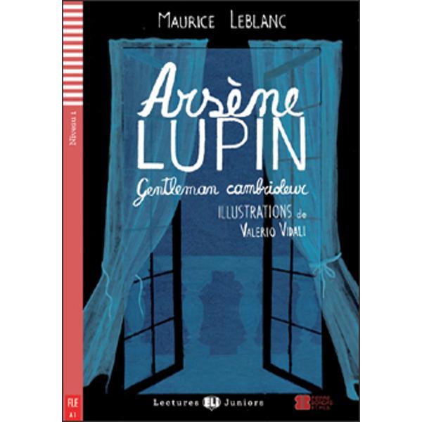 Niveau CECRA1ThèmeAventureArsène Lupin est un personnagemystérieux  il aime se déguiser et se maquiller mais aussi changer de nom Quand il vole quelqu'un c'est toujours avec éléganceDans cet ouvrage  des dossiers culturels  un glossaire des mots et expressions