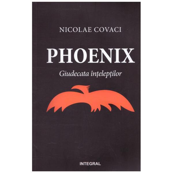 Rena&537;terea Phoenixcontinu&259; nu doar cu noi proiecte muzicale ci &537;i editorialeLegendara trup&259; Phoenix &537;i Nicolae Covaci au lansat recentvolumul II din istoria Phoenix &537;i volumul I reeditare a&537;teptate de mult&259; vreme de fani &537;i de publicAl doilea volumPHOENIX Giudecata în&539;eleptilor debuteaz&259; cu episodul fugii în Occident din 1977 Pe parcursul