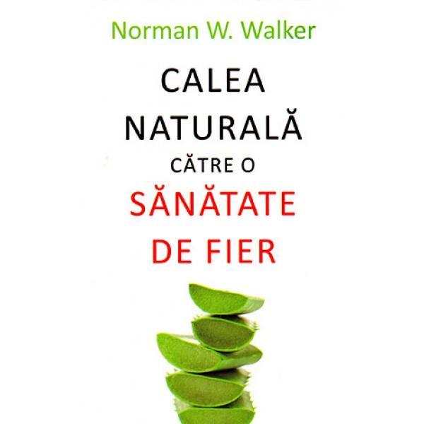 Dr Norman W Walker este un specialist recunoscut pe plan mondial în problemele vie&355;ii s&259;n&259;t&259;&355;ii &351;i nutri&355;iei Aproape 70 de ani dr Walker a cercetat abilitatea omului de a tr&259;i o via&355;&259; mai îndelungat&259; &351;i mai s&259;n&259;toas&259; El este cel mai bun exemplu de ob&355;inere a unei s&259;n&259;t&259;&355;i de fier prin controlul gândirii al dietei &351;i al
