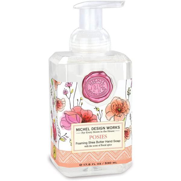 Sapunul este imbogatit cu unt de sheaCatifeleaza si hidrateaza pieleaParfum tuberoza&537;i bergamotacu stropi de frezie trandafir &537;i coniacGramaj530 ml