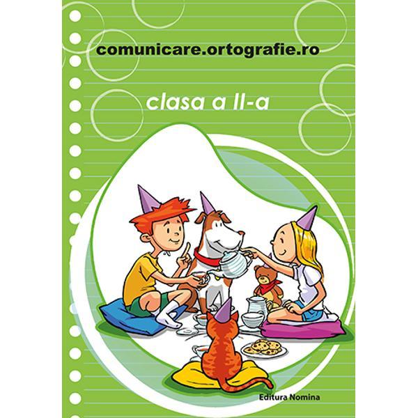 Comunicare ortografie clasa a II a