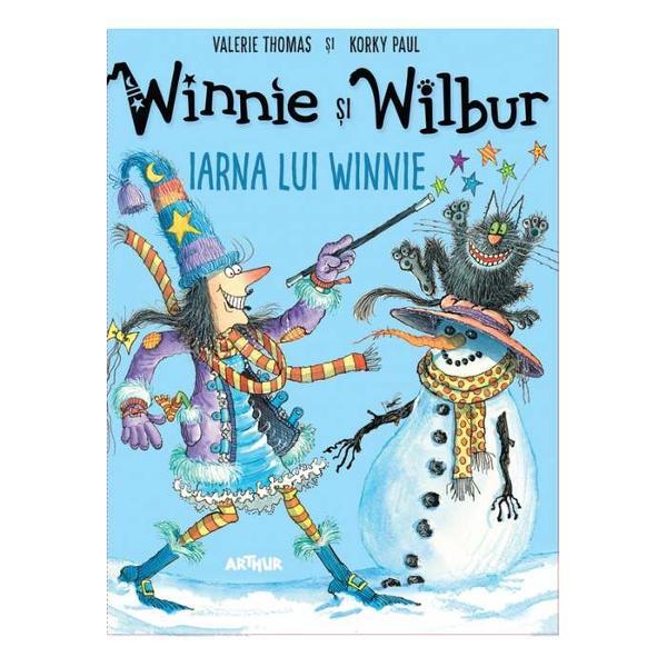 Winnie Baba-Cloan&539;a e s&259;tul&259; pân&259; peste cap de iarn&259; Iar Wilbur s-a s&259;turat &537;i el s&259;-i tot înghe&539;e must&259;&539;ile A&537;a c&259; Winnie face o vraj&259; care aduce vara în gr&259;dina lorDar în timp ce Winnie se tol&259;ne&537;te în &537;ezlong curtea îi este invadat&259; de hoarde de oameni care vor s&259; se bucure &537;i ei de razele dogoritoare ale soarelui
