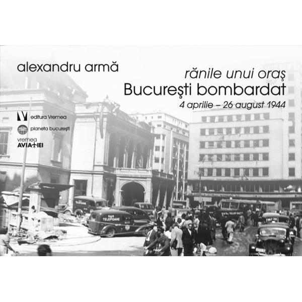 <span xmllangRO>În timpul celui de-al Doilea R&259;zboi Mondial Bucure&537;tiul a fost singura capital&259; european&259; care a fost bombardat&259; rând pe rând de avioanele sovietice americane britanice &537;i germane Primele bombardamente au avut loc imediat dup&259; intrarea României în r&259;zboi pe 22 iunie 1941 În zilele care au urmat avia&539;ia sovietic&259; a executat