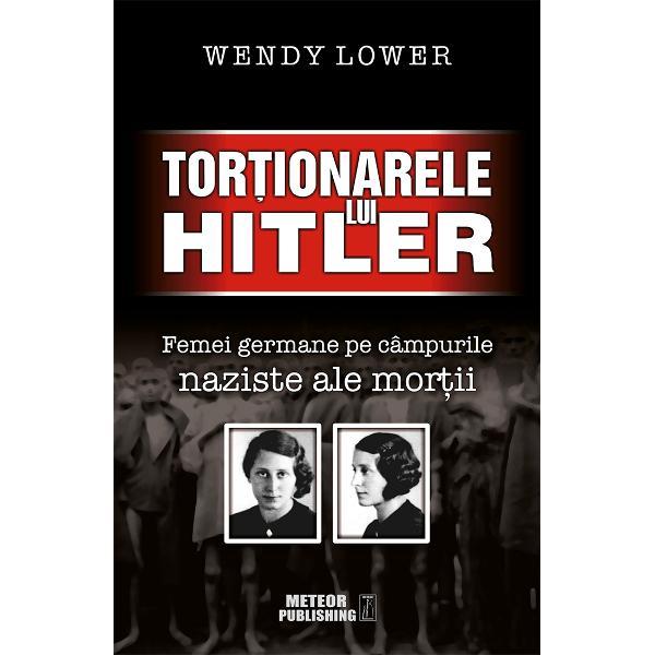"""Cartea lui Wendy Lower investigheaza rolul femeilor germane pe Frontul de Est nazist Participarea acestora la Holocaust inclusiv in postura de ucigase sangeroase a fost in mare masura ignorata Autoarea identifica trei niveluri de """"contribuþie"""" – martorele complicele si ucigasele – si incearca sa extraga motivele care le-au determinat acþiunile Pe baza cercetarilor desfasurate pe durata a douazeci de ani in arhivele Holocaustului a accesului la"""