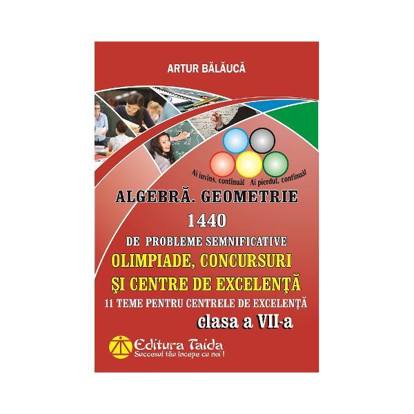 Olimpiadeconcursuri si centre de excelenta matematica clasele a VI a