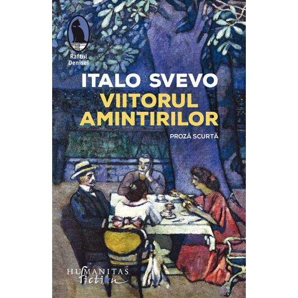 Important prozator italian al secolului XX Italo Svevo a avut o lung&259; prietenie cu James Joyce fiind de notorietate faptul c&259; i-a inspirat personajul Leopold Bloom dinUlise Cele mai multe traduse pentru prima dat&259; în limba român&259; povestirile cuprinse în volumul de fa&539;&259; ofer&259; o privire caleidoscopic&259; asupra obsesiilor lumii europene în urm&259; cu o sut&259; de ani Surprinz&259;tor sau nu ele coincid