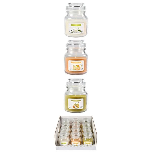 Material exterior pahar sticl&259;Greutateabuc 150 gDiametru 70 mm;În&259;l&355;ime 99 mmTimp de ardere 28 ore