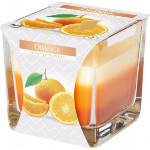 Lumânareparfumat&259; în pahar în trei culoriCod produssnk80-63Material exterior sticl&259;Arome Portocal&259;În&259;l&355;ime80 mmDiametru80 mmTimp de ardere 32 ore