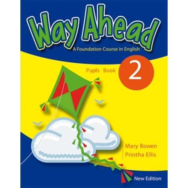 The Way Ahead 2 Pupils Book consists of twenty units with four lessons in each unit All the skills of reading writing listening and speaking are dealt with systematically and all new language is regularly recycled and revised