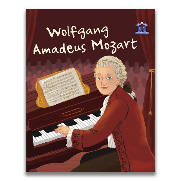 Face&539;i cuno&537;tin&539;&259; cu compozitorul Wolfgang Amadeus Mozart &537;i afla&539;i despre via&539;a &537;i muzica sa &238;n aceast&259; fascinant&259; biografie ilustrat&259;Cartea Wolfgang Amadeus Mozart se adreseaz&259; tuturor copiilor cu v&226;rsta peste 6 aniWolfgang Amadeus Mozart a devenit faimos ca &8222;un geniu al copilului&8221; care a scris prima sa pies&259; la v&226;rsta de cinci ani &536;i-a petrecut via&539;a f&259;c&226;nd muzic&259; pentru