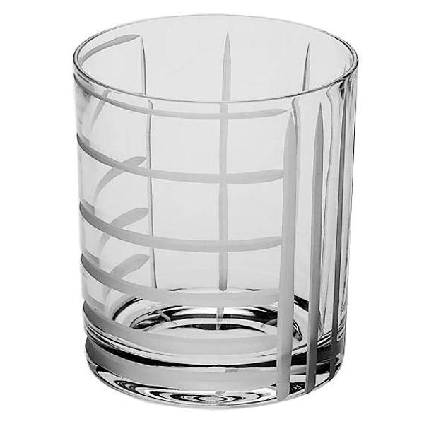 Set 6 pahare whisky BROOKLYN Cristal Bohemia 320ml