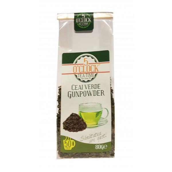 Ceai verde GunpowderIngredientefrunze de ceai verde prezentate in forma de granuleTemperaturaimg srchttpsstorefiveoclocktearothemesgt-fiveoclocktea-storeimgtemperaturapng height30
