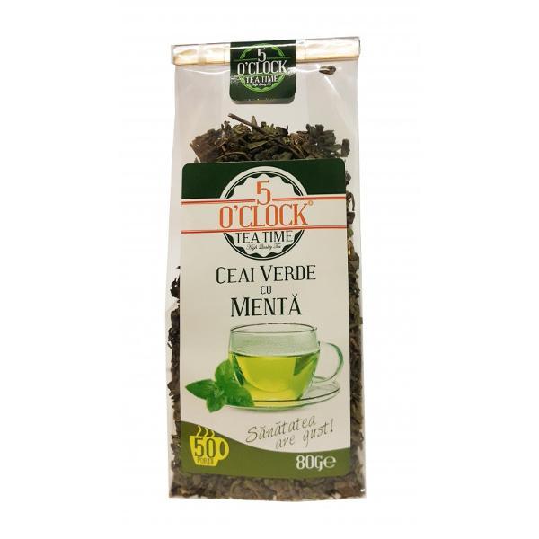 Ceai verde cu mentaIngredienteCeai verde Gunpowder menta Nana Poate contine urme de nuciTemperaturaimg srchttpsstorefiveoclocktearothemesgt-fiveoclocktea-storeimgtemperaturapng