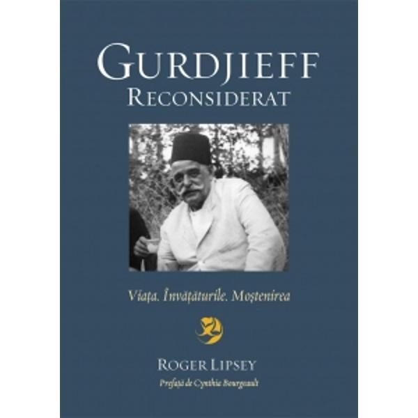 """""""Mai mult decât Gurdjieff reconsiderat aceast&259; carte este Gurdjieff redescoperit Sunt date la o parte zvonurile umbrele repet&259;rile circulare ale unui criticism vag &351;i nedocumentat Descoperim un om de o umanitate infinit&259; Gurdjieff era un om înaintea timpurilor sale Gândirea sa extrem de inovativ&259; înv&259;&355;&259;tura sa atotcuprinz&259;toare muzica &351;i Mi&351;c&259;rile sale sunt aur pur &351;i lumin&259; pur&259;"""