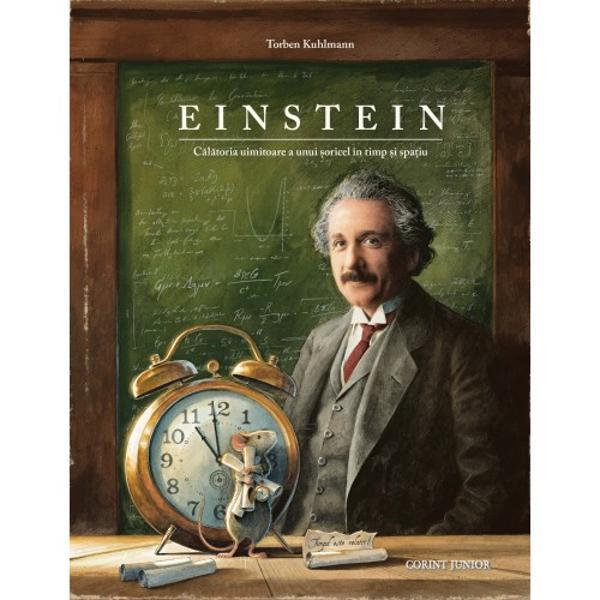 Oare faimoasele teorii ale lui Einstein ar mai fi existat dac&259; marele om de &537;tiin&539;&259; nu s-ar fi întâlnit cu un &537;oricel Nu s-ar explica astfel faptul c&259; un angajat al Oficiului Elve&539;ian de Brevete a schimbat cu totul legile fizicii &537;i ideea noastr&259; despre spa&539;iu &537;i timp&536;oricelul n-a mai ajuns la marele târg de brânzeturi de la Berna A întârziat cu o zi Cum a fost posibil