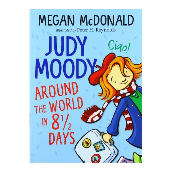 Judy Moody has a double Amy Namey is exactly like Judy – same-same – and shes a member of the way-cool My-Name-Is-A-Poem Club Judy is meant to be doing an Around-the-World class project with her best-ever friends Rocky and Frank Pearl But with so much time spent thinking about Amy Judys old friends start to feel left outReader-friendly format on-target humor and convincing depictions of third-graders in action at school and at home --Booklistbr