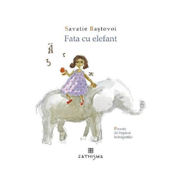 Fata cu elefant Poveste de impacat indragostitiiO poveste suprarealista incarcata de simboluri si jocuri de imaginatie unde visele copilariei devin realitatePrintul&8209;pe&8209;cal&8209;alb exista elefantii zboara si tot ce&8209;ti doresti se intimpla O insiruire plina de poezie suspans si rasturnari imprevizibile ce transforma lectura intr&8209;un joc de emotii rascolitorMarile mituri legate de iubire pierderea inimii si a