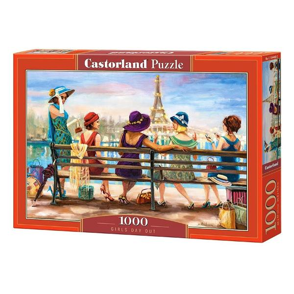 Brand CastorlandNum&259;r piese1000 bucVârsta12 aniDimensiuni puzzle asamblat68 x 47 cmMaterial carton