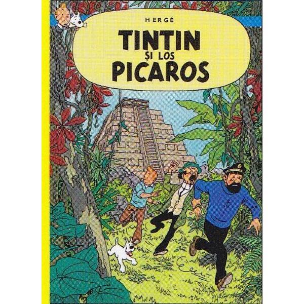 Tintin si Los Picaros