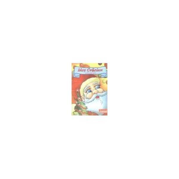Mos Craciun - carte ilustrata - Stefan