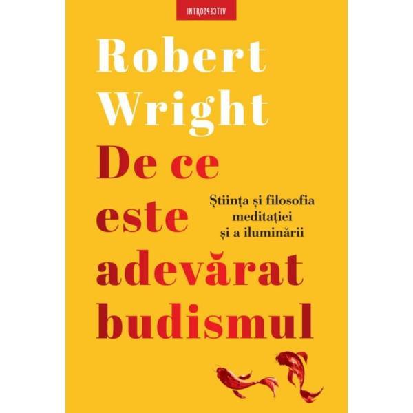De la unul dintre cei mai str&259;luci&539;i scriitori din America o c&259;l&259;torie bestseller New York Times prin psihologie filosofie &537;i multe medita&539;ii pentru a ar&259;ta cum budismul de&539;ine cheia clarit&259;&539;ii morale &537;i a fericirii durabileÎn centrul budismului se afl&259; o afirma&539;ie simpl&259; motivul pentru care suferim – &537;i motivul pentru care îi facem pe al&539;i oameni
