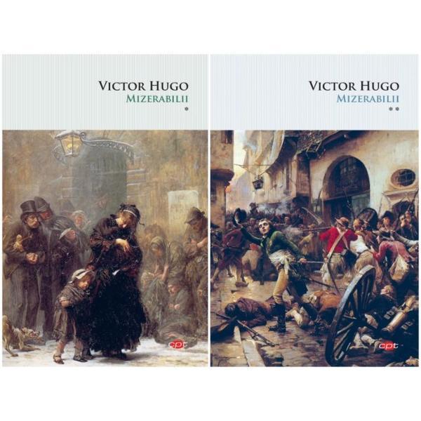 Volumul 1Povestea lui Victor Hugo despre nedreptate eroism &537;i dragoste urm&259;re&537;te soarta lui Jean Valjean un condamnat care evadeaz&259; de câteva ori este mereu prins iar dup&259; ce este eliberat ia hot&259;rârea de a l&259;sa în urm&259; trecutul Dar încerc&259;rile lui de a deveni un membru respectabil al societ&259;&539;ii sunt amenin&539;ate constant Pe de o parte de propria con&537;tiin&539;&259; atunci când