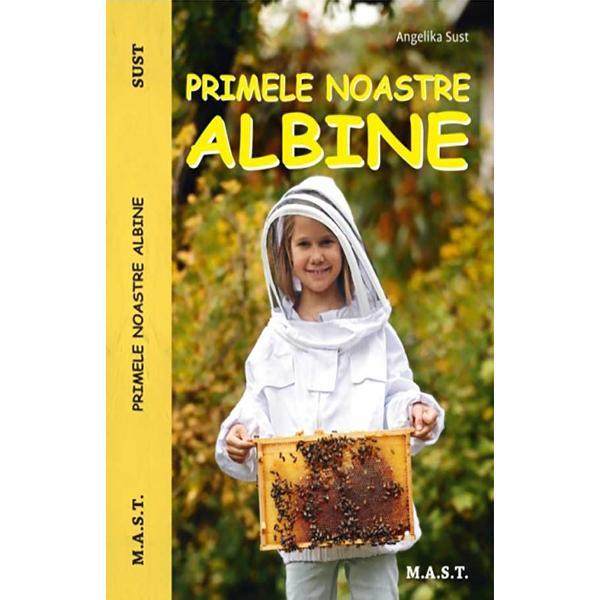 Iti doresti un stup de albine in gradina ta sau sa mananci miere naturala facuta de tine Aceasta carte este un ghid complet care te va invata toti pasii necesariAutoarea iti explica in detaliu ce activitati sunt necesare in fiecare luna si cum sa recunoasteti daca albinele sunt sanatoase