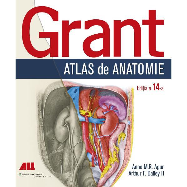 Cel mai riguros &537;i mai detaliat obiect de studiu disponibil în domeniul anatomiei umaneEdi&539;ia proasp&259;t revizuit&259; a atlasului GRANT con&539;ine referin&539;e vizuale uimitoare &537;i informa&539;ii de o relevan&539;&259; clinic&259; incontestabil&259;De mai bine de 70 de ani volumul de fa&539;&259; traverseaz&259; etape de continu&259; adaptare pentru a satisface nevoile noilor genera&539;ii de