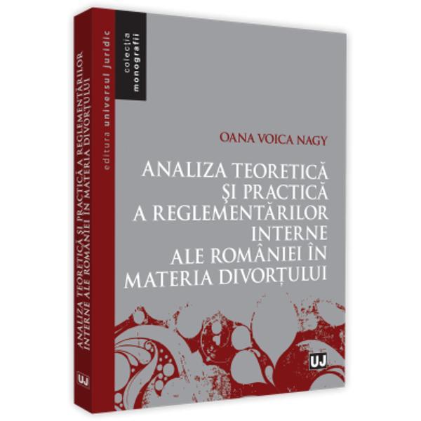 Aceast&259; lucrare cu caracter monografic ofer&259; o imagine complet&259; asupra actualului regim juridic al divor&539;ului în România precum &537;i în leg&259;tur&259; cu tendin&539;ele de liberalizare a acestuiaOp&539;iunea pentru abordarea acestei teme a fost determinat&259; de complexitatea fenomenului social al desfacerii c&259;s&259;toriei ale c&259;rui cauze &537;i efecte dep&259;&537;esc normativul &537;i judiciarul dar de care Dreptul