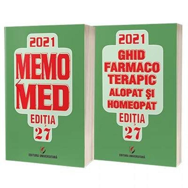 Lucrarea MEMOMED 2021 este recomandata atat medicilor si farmacistilor cat si celor interesati de cunoasterea celor mai noi informatii si practici terapeutice