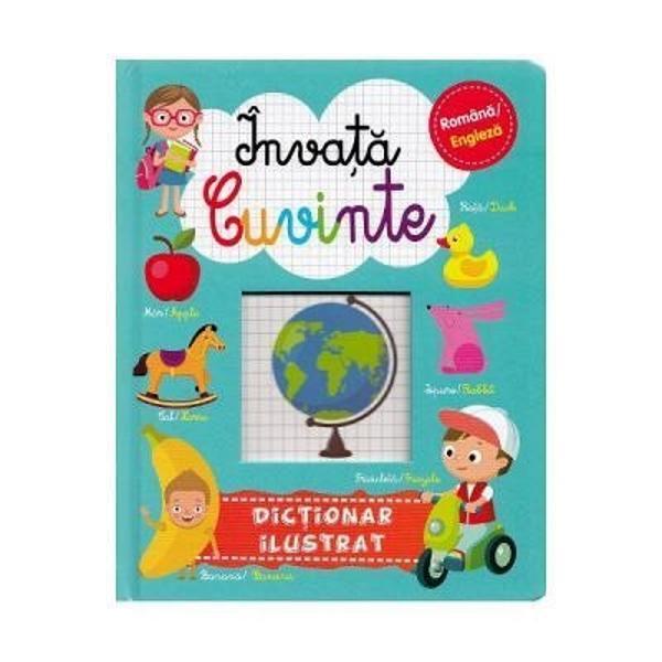 Invata cuvinte Dictionar ilustrat roman-englez