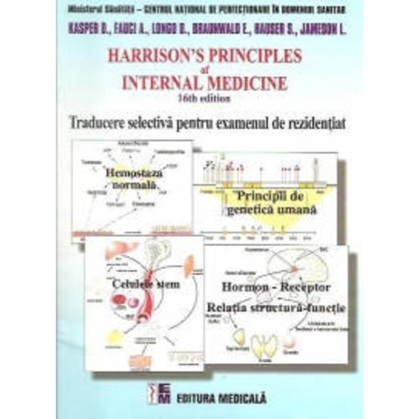 Harrisons Principles of Internal Medicin