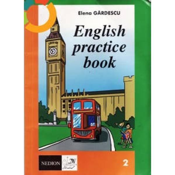 Cartea se adreseaza elevilor de gimnaziu care doresc sa-si consolideze cunostintele de limba engleza predate in clasa Ea raspunde nevoii de munca independenta pentru atingerea unor anumite standarde de performanta conform programei scolare incurajand in acelasi timp creativitatea si placerea de a lucra in limba engleza   Cartea contine trei parti   GRAMMAR PRACTICE Cuprinde exercitii variate pe elemente de baza ale gramaticii limbii engleze structurate de la simplu la complex al caror