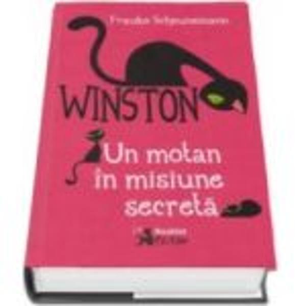 Winston Un motan in misiune secreta